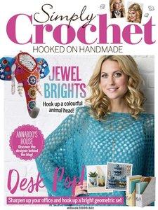 Simply Crochet Magazine Abonnement Magazines En Anglais